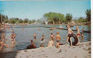 CRANBROOK , B.C., Canada, 1950-60s ; Gyro Swimming Pool