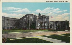 Senior High School, Dubuque, Iowa, 10-20s