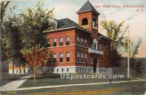 Fifth Ward School - Amsterdam, New York