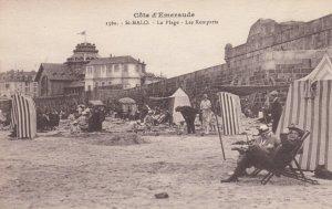 ST-MALO , France , 00-10s : Beach