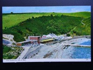 Isle of Man  PORT SODERICK c1970's Postcard by Bamforth 29
