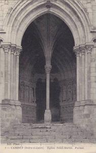 Eglise Saint-Martin, Candes (Indre et Loire), France, 1900-1910s