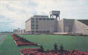 CORNWALL, Ontario, Canada; HydroRobert H Saunders Generating Station, PU-1964