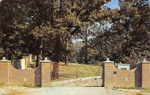 Elvis Presley's mansion at Memphis, TN, USA Unused