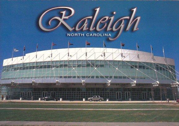 North Carolina Raleigh North Carolina State University Stadium Arena