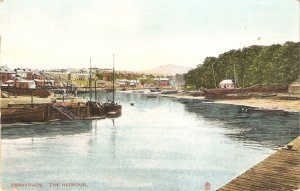 Carnarvon. The Harbour Tuck View Series PC # 4778