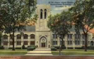 Northwestern University Evanston IL 1954