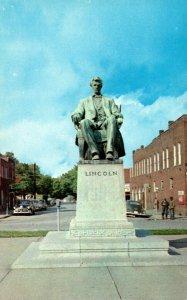 Kentucky Hodgensville Abraham Lincoln Statue