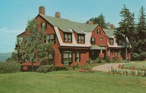 CAMPOBELLO ISLAND, N.B., Canada , 40-60s; Franklin Delano Roosevelt Summer Home