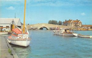 Norfolk Broads, Potter Heigham, River Thurne and Old Badac, Boats