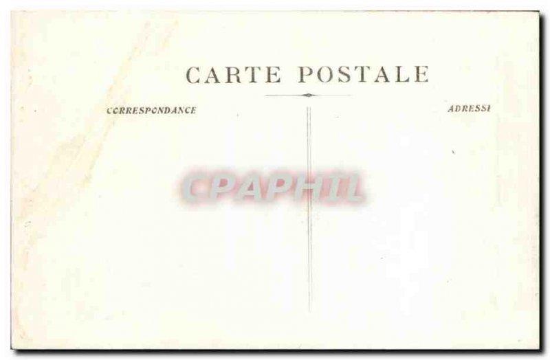 Old Postcard Marseille Fontaine Cantini (Place Castellane)