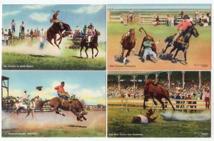 4 - Rodeo Cards