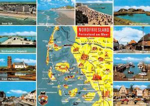 Nordfriesland Ferienland am Meer, Insel Foehr Husum Insel Pellworm Sylt Amrum