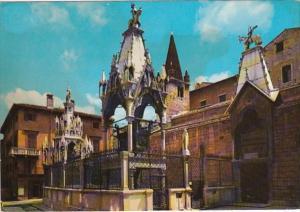 Italy Verona The Scaligeri Graves