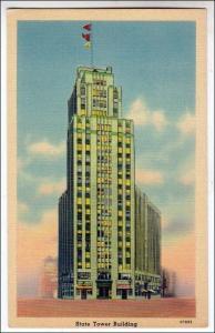 State Tower Bldg. Syracuse NY