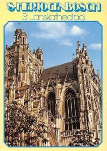 Netherlands 's-Hertogenbosch, St. Janskathedraal, Cathedral, Dom Cattedrale