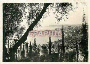 Modern Postcard The riviera 139 chin seen garavan
