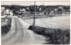 Orr's Island, Maine, Lowells Cove Road