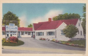 NICHOLASVILLE, Kentucky, 1930-1940's; Lakeview Motel