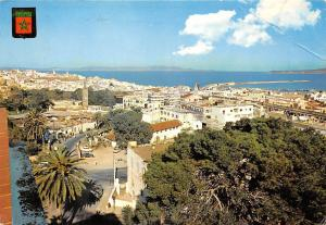 Morocco Tanger General view Panorama