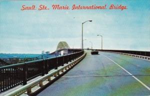 Canada International Bridge Sault Ste Marie Ontario