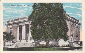 South Carolina Sumter Court House