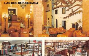 3825 Mexico 2R  Las Dos Republicas Cocktail Lounge  and Dress Shop