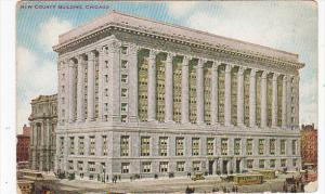 Illinois Chicago New County Building