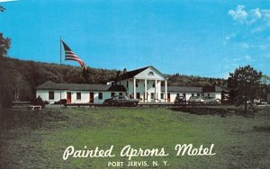 Painted Aprons Motel in Port Jervis, New York