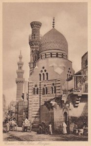 CAIRO , Egypt , 00-10s ; The Blue Mosque