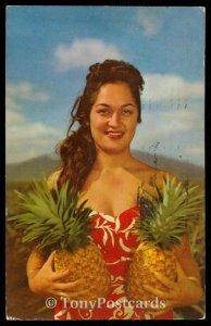 Luscious Pineapples