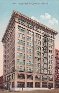 Oregon Portland Corbett Building
