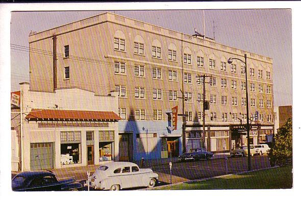 Hotel Malaspina, Nanaimo, Vancouver Island, British Columbia