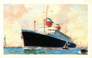 United States Lines - SS America