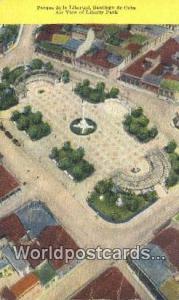 Santiago de Cuba Parque de la Libertad  Parque de la Libertad