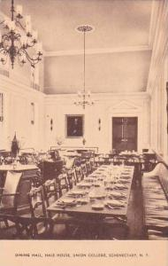 New York Schenectady Dining Hall Hale House Union College Artvue