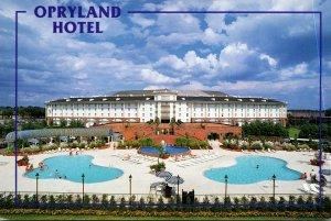Tennessee Nashville Opryland Hotel