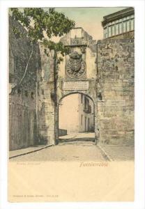Fuenterrabía, Spain, 00-10s : Puerta Principal