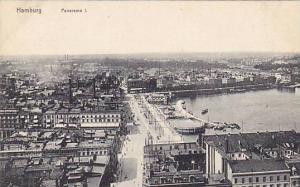 Hamburg, Germany, 00-10s ; Panorama I