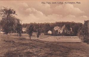 Massachusetts Northampton Smith College Allen Field Tennis Courts