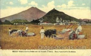 Mexico, American Binders Farming, Farm, Farmer, Postcard Postcards near the P...