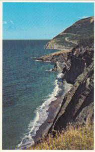 Canada Rugged Coastline West Coast Cabot Trail Cape Breton Nova Scotia
