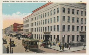 CORNING ,  New York , 1910s ; Market Street