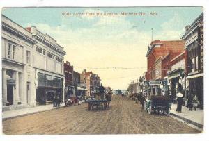Main Street , Calgary , Alberta , Canada , 1900-10s