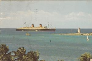 The Bahama Islands, Nassau, 1970 used Postcard