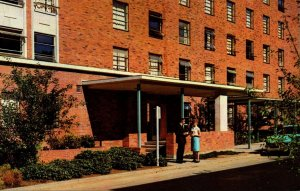 Oregon Corvallis Poling Hall Student Residence Oregon State University
