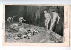 202462 DANTE Nude Men DEAGON by SPADINI vintage ALTEROCCA 4625
