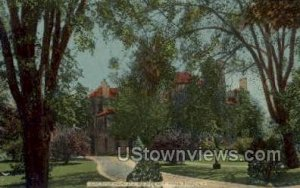 S.D.CoyKendall's Residence - Kingston, New York