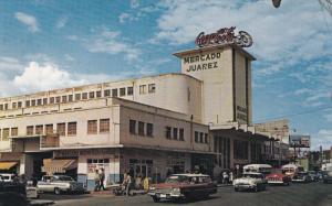 CIUDAD JUAREZ, Chihuahua, Mexico, 1940-1960´s; Avenida 16 De Septiembre, Mer...