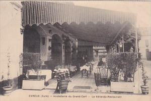 France Evreux Hostellerie du Grand-Cerf La Veranda Restaurant